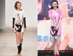 Fan Bingbing In Ashish - 'One Night Surprise' Beijing Press Conference