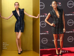 Gabrielle Union In Marc Bouwer - 2013 ESPY Awards