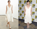 Ginnifer Goodwin In Derek Lam - 'Once Upon A Time' Press Line - Comic Con 2013