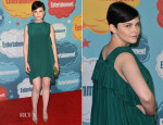 Ginnifer Goodwin In Vionnet Demi Couture - Entertainment Weekly's Annual Comic-Con Celebration