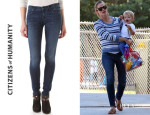 Jennifer Garner's Citizens of Humanity Avedon Skinny Jeans