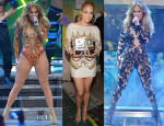 Jennifer Lopez In The Blonds & Zuhair Murad - 2013 Premios Juventud Awards