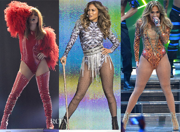 Jennifer Lopez Loves The Blonds