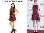 Kate Bosworth's Christopher Kane Dress