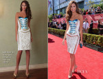 Katherine Webb In Edition by Georges Chakra - 2013 ESPY Awards
