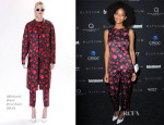 Kilo Kish In Michael Kors - 'Elysium' New York Screening