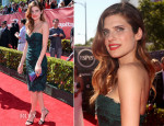 Lake Bell In Dolce & Gabbana - 2013 ESPY Awards