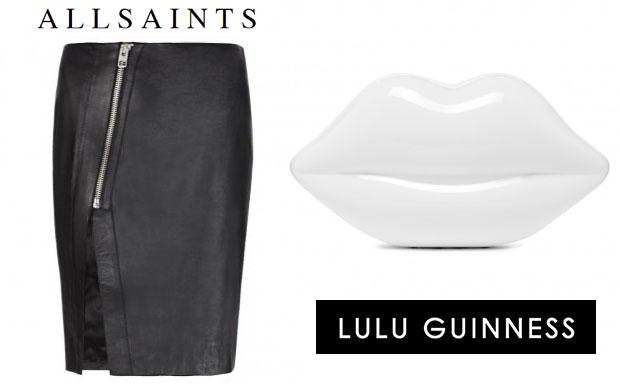 Laura Whitmore AllSaints