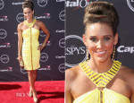 Lolo Jones In Versace - 2013 ESPY Awards