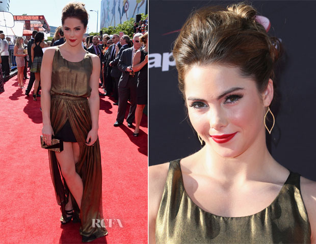 McKayla Maroney in Saunder - 2013 ESPY Awards