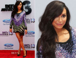 Naya Rivera In Emilio Pucci - 2013 BET Awards