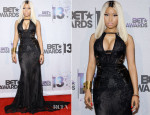 Nicki Minaj In Roberto Cavalli - 2013 BET Awards