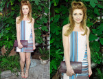 Nicola Roberts In Topshop Boutique - Warner & Esquire Summer Party