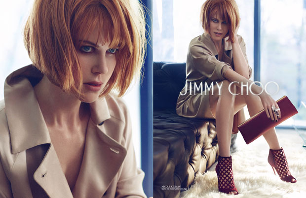 Nicole Kidman for Jimmy Choo Autumn Winter 2013  (3)
