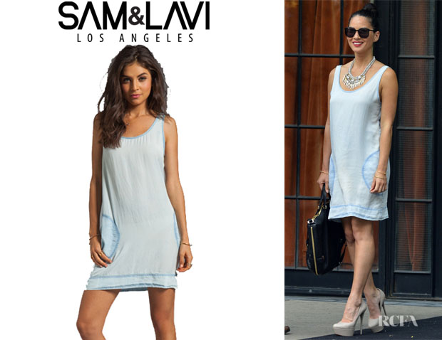 Olivia Munn's Sam & Lavi 'Estee' Dress