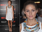Olivia Palermo In Alexander Wang - 'RED 2' New York Screening