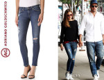 Olivia Palermo's AG Adriano Goldschmied Legging Ankle Jeans
