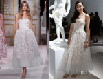Pace Wu In Giambattista Valli Couture - Giambattista Valli Fall 2013 Couture Show