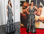 Paula Patton In Basil Soda - '2 Guns' New York Premiere