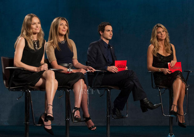 Project Runway 12 Ep1