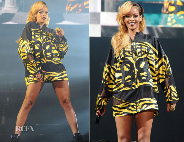 Rihanna Fenty 88