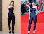 Rila Fukushima In Stella McCartney - 'The Wolverine' London Premiere
