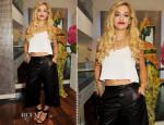 Rita Ora In Topshop - 2013 Fashion Retail Academy Awards
