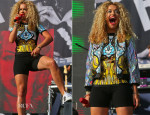 Rita Ora - Yahoo! Wireless Festival Day 2