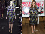 Rose Byrne In Erdem - 'I Give It A Year' New York Screening