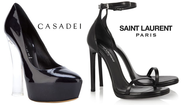 Salma's shoes