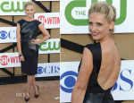 Sarah Michelle Gellar In Izmaylova - CW, CBS And Showtime 2013 Summer TCA Party