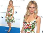 Sienna Miller In Dolce & Gabbana - BMW i3 Global Reveal Event