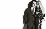 'Trench Kisses' - The Burberry Fall 2013 Ad Campaign Featuring Sienna Miller and Tom Sturridge