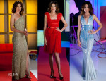 Nieves Alvarez Celebrates One Year of Solo Moda In Zuhair Murad & Oscar de la Renta