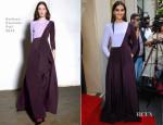 Sonam Kapoor In Barbara Casasola - 'Bhaag Milkha Bhaag' Gala Screening