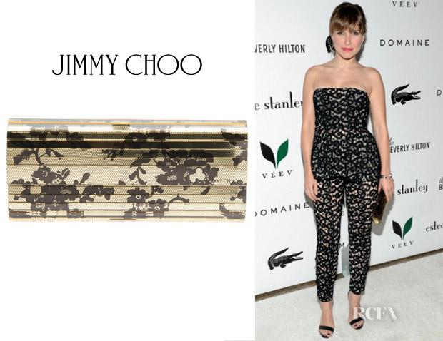 Sophia Bush's Jimmy Choo Sweetie Clutch
