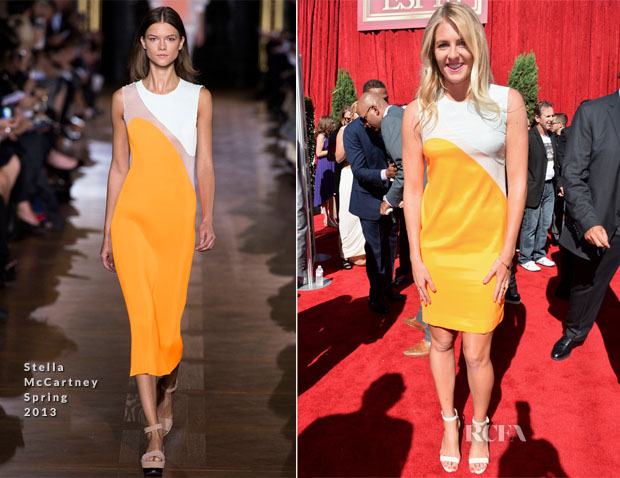 Stephanie Gilmore In Stella McCartney S13 - 2013 ESPY Awards