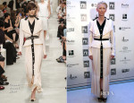 Tilda Swinton In Chanel - Public Talk and Q&A with Michael Idov