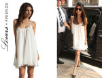 Vanessa Hudgens' Lovers + Friends Sunshine Dress
