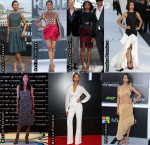 Which Was Your Favourite Zoe Saldana Look From The 'Star Trek Into The Darkness' Promo Tour?