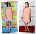 Who Wore Moschino Better...Vanessa Hudgens or Kylie Minogue?