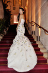 Zhang Ziyi in Giambattista Valli Couture