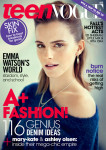 Emma Watson for Teen Vogue August 2013