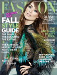 Olivia Wilde for Fashion Magazine September 2013