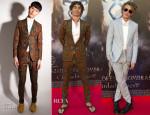 'The Mortal Instruments: City of Bones' Madrid Premiere Menswear Round Up