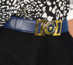 Jennifer Hudson's Versace belt