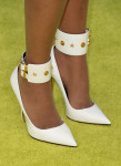 Jennifer Hudson's Versace pumps