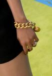 Jennifer Hudson's Versace bracelet