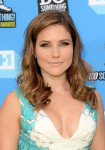 Sophia Bush in Monique Lhuillier