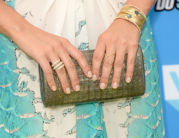 Sophia Bush's Nancy Gonzalez clutch